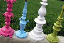 DIY: Spray paint / by Christina@TheFrugalHomemaker.com