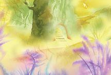 Tündérmese - fairy tale / Tündérföldön Utazás Mazsi és Csipiszke erdei tündérek világába. Bár tündéri illemtan szerint nevelkednek, mégis sokszor botladoznak, huncutkodnak az igazi tündérré válás hosszú útján..:)