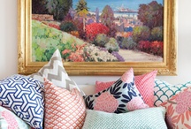 Pillows and Deco!