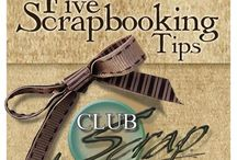 Scrapbooking Tips / Super useful tips to help you scrapbook like a pro! / by CM Group