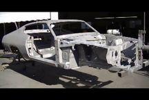 Automotive Restoration Videos
