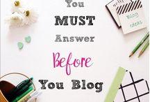 Big Blog of Blogging