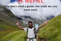 Travel: Nepal