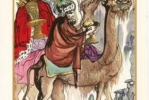 Dalí postals de Nadal