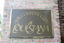 Country Club of Louisiana Baton Rouge / Country Club of Louisiana Baton Rouge Architectural Styles by Bill Cobb Baton Rouge's Home  Appraiser 225-293-1500 homeappraisalsbatonrouge.com / by Bill Cobb