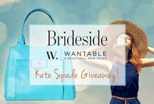 Wantable- Kate Spade bag giveaway / by Za Ali