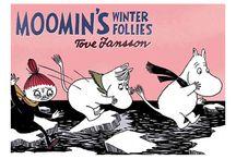 Moomin books for children