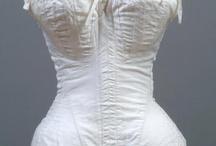 Hold me together (corsets, bra's, belts,girdles)