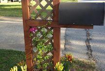 Mail box ideas