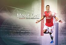 Mesut Özil / Mesut Özil is a German professional footballer who plays for English club Arsenal and the Germany national team. Özil plays mostly as an attacking midfielder, but can also be deployed as a winger. Born: 15 October 1988 (age 29), Gelsenkirchen, Germany Height: 1.83 m Salary: 7.28 million GBP (2016) Current teams: Arsenal F.C. (#11 / Midfielder), Germany national football team (#10 / Midfielder) Books: Gunning for Greatness: My Life, Soccer Superstars 2013 Parents: Mustafa Özil, Gulizar Özil