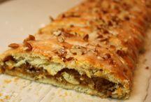 Food, Dessert, Sweet Breads / by Em Kuc