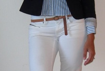 White Jean combos