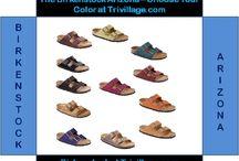 Birkenstock Footwear / Birkenstock Footwear at Trivillage.com