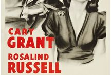 Cinema: Locandine Film Cary Grant