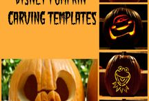Halloween and Thanksgiving