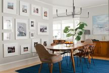 Dining Room / Furniture and decor ideas for dining room.