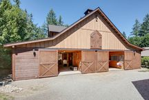 Horse Properties with Equestrian Facilities in Washington State / Active Comparative Market Analysis