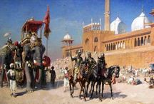 MUGHAL DYNASTY - HISTORY OF ISLAMIC CIVILIZATION - THE DAYS OF MUGHAL  EMPIRE , INDIA / History of Islamic Civilization - The days of Mughal Empire at India