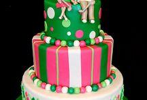 Cake themes - sports