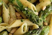 penne lemon pesto