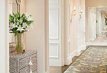 Home Decor- Hallway/ Entry way