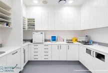 Our Sterilisation Room & Lab