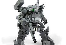ほしいっ!-LEGO ROBO- / LEGOで作ったロボット達