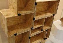 Shelves Interor