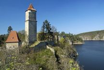Castles in the Czech lands. / Castles in the Czech lands - Bohemia, Moravia and Silesia
