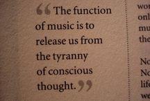 Music Stirs My Soul / by Stephanie Shoemake