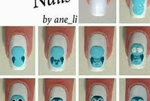 Animals nails