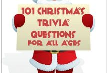 CHRISTMAS-TRIVIA / by Sandy Taipale