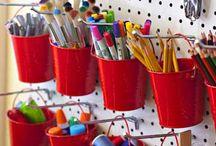 Organize / by Callie Green