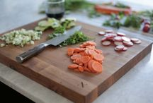 Cutting Boards / Cutting Boards from 100% Repurposed Hardwood