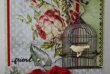 Blahopřání/Cards No.7 - Birds