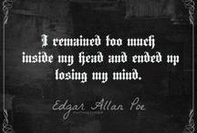 Edgar Allen Poe's world