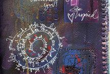 Scrapbook/Art journal