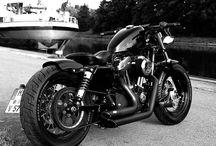 Harley Sporster