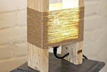 DIY: Лампы