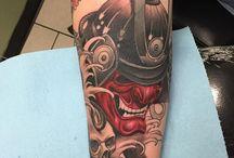 Gładki tatoo