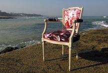 Les Créations de Céline fauteuils