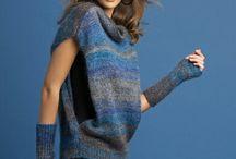 вязание жилеты