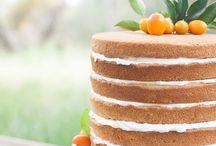 Wedding Inspiration - THE CAKE