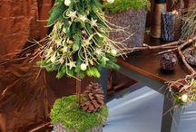 christbaum deko