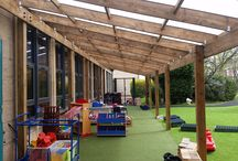 Outdoor Classrooms / Our large range of Outdoor Classrooms enable your children to learn outside come rain or shine!  Our experienced joiners build the classrooms on site to your specification, so we can design a bespoke outdoor classroom to meet your specific curriculum needs.