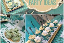 Mermaid theme party