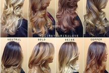 Hair styles / Color and cut