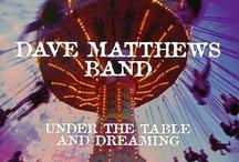 Dave Matthews Band  / by Vern Bishop