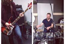 Molten Gold - Norwegian Classic Hard Rock / Norwegian hard rock group, established 2016