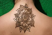 Henna designs / I love henna for hands and hair.  Here is a sample of what you can do